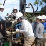 Guatemala drilling